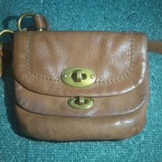 Fossil Mini Sling Bag LIKE NEW