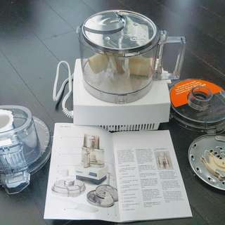 Cuisinart DLC 10SY 7 Cup Food Processor