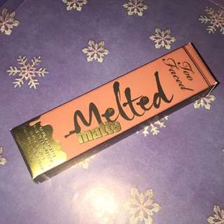 TOO FACED Melted Matte Liquid Lipstic