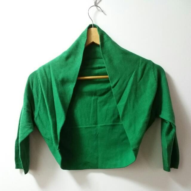 3/4 Sleeve Sweater Bolero