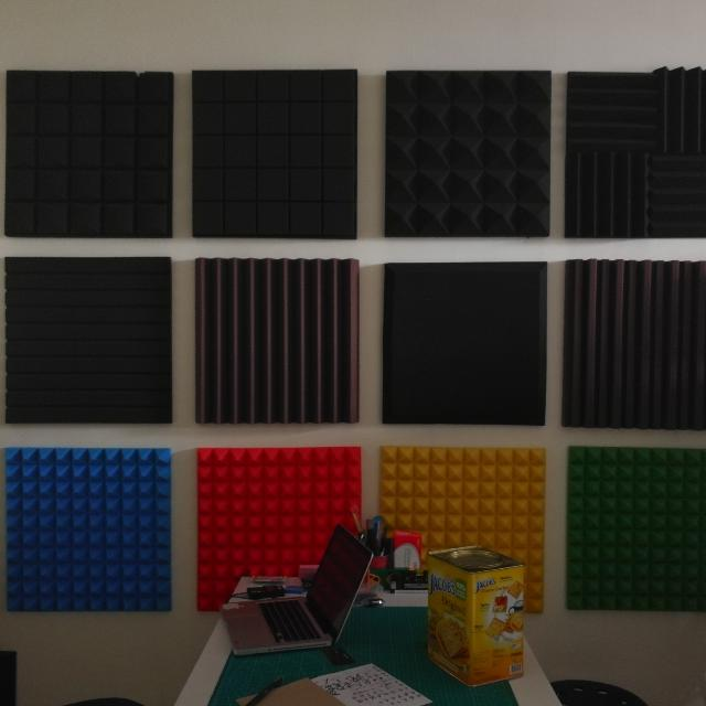 Acoustic Treatment for Home Theater