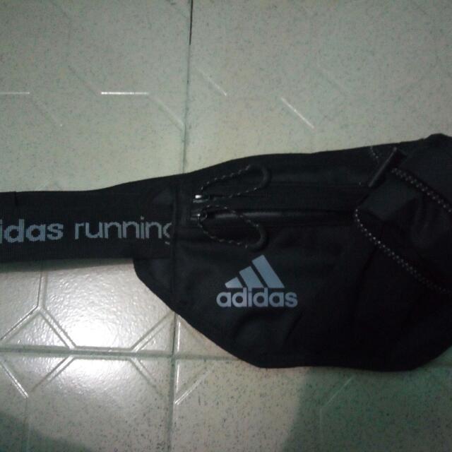 Adidas Belt Bag with Bottle Holder at P1200