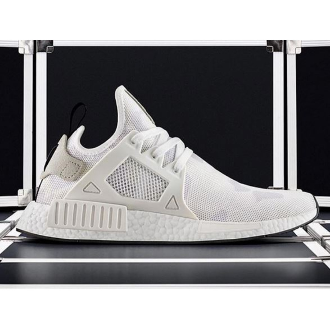 Adidas NMD X R1 White Camo