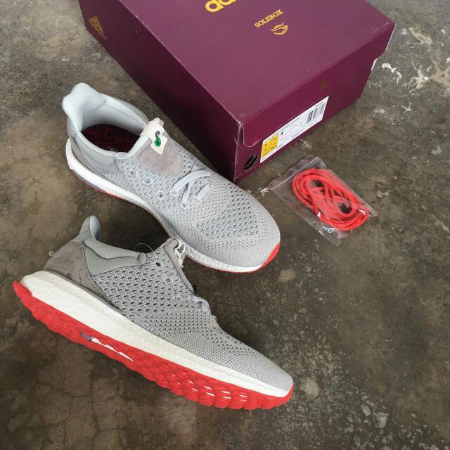 adidas ultra auftrieb uncaged solebox (kopie ori) farbe: hellgrau
