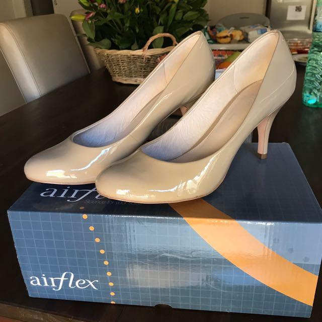 Airflex Nude Heel