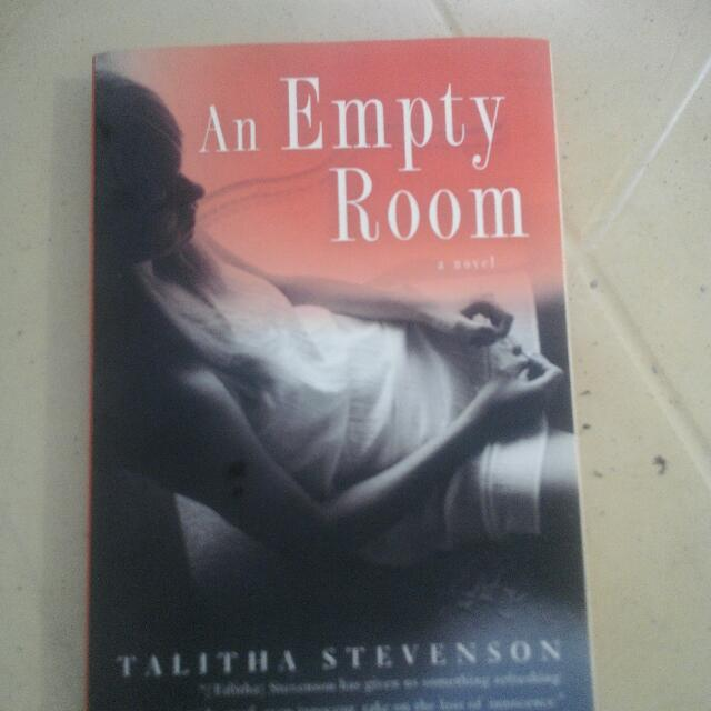 An Empty Room a novel