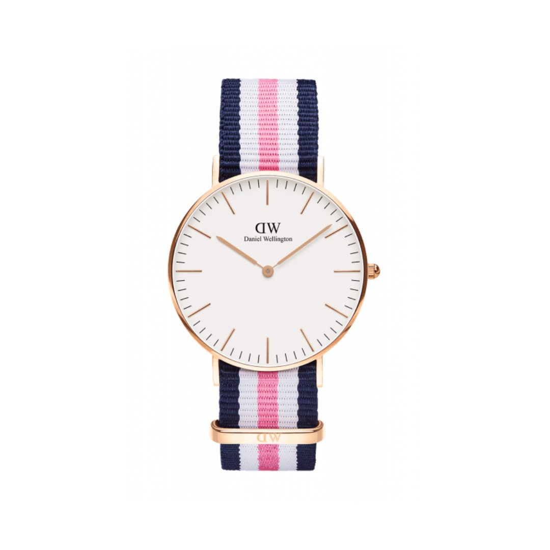 Authentic/Legit/Original Daniel Wellington Southampton 36mm Rosegold Watch