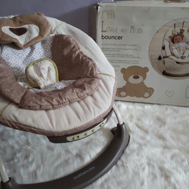 Baby Bouncer Mothercare  So Much