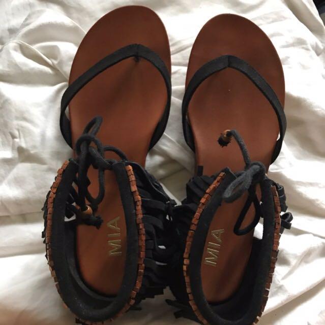 Bargain!!!! Original MIA sandals bought in CMG