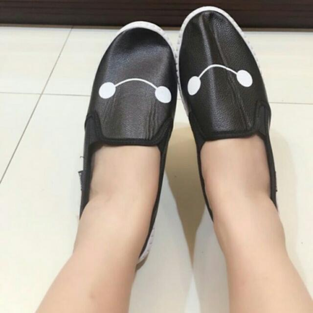 BAYMAX SLIP ON SHOES (WITHOUT BOX)