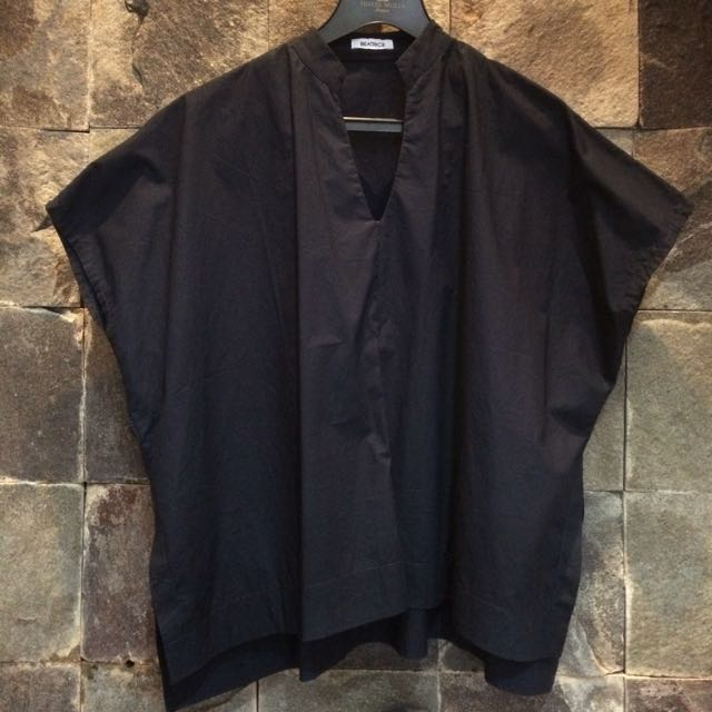 Beatrice Clothing Navy Top