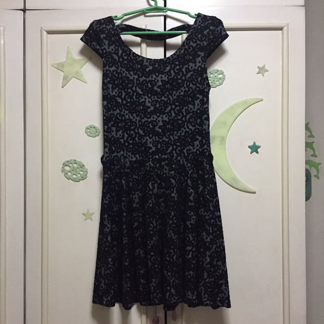 Black Bangkok dress