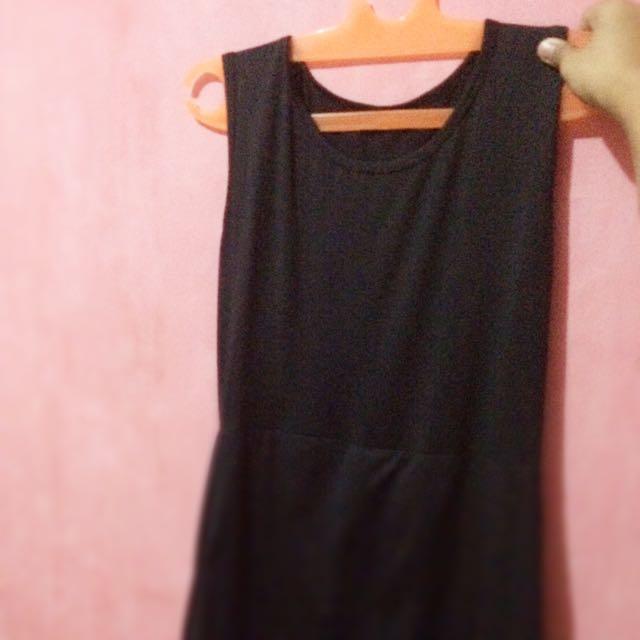 B&W Simple Dress