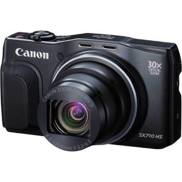 CANON SX 710 HS