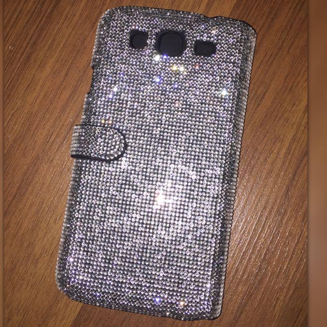 Case hp Samsung galaxy Mega