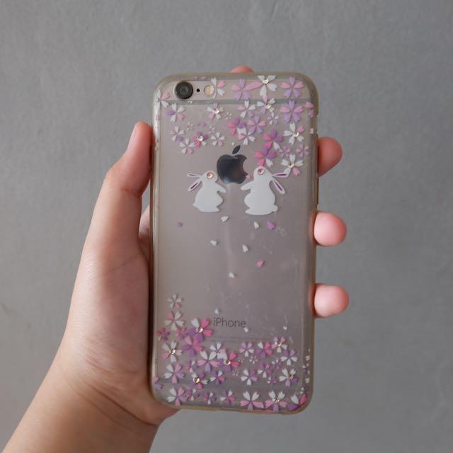 Case Kelinci Iphone 6