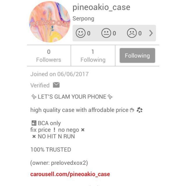 case super murah!!