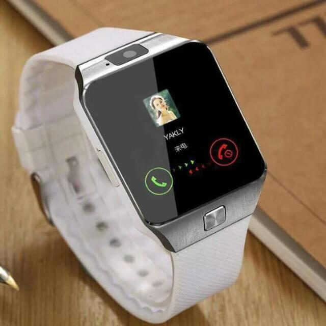 CELLPHONE WATCH.. u Can Text U Can Call Fb.. Bluetooth.. Memory Card ... cdf83914f