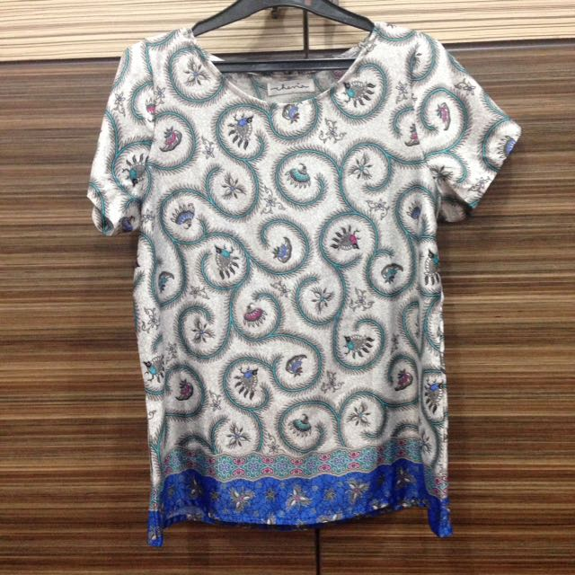 Chevia Blouse Atasan Batik