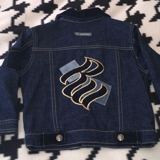 Children's Jeans Jacket Roco Wear