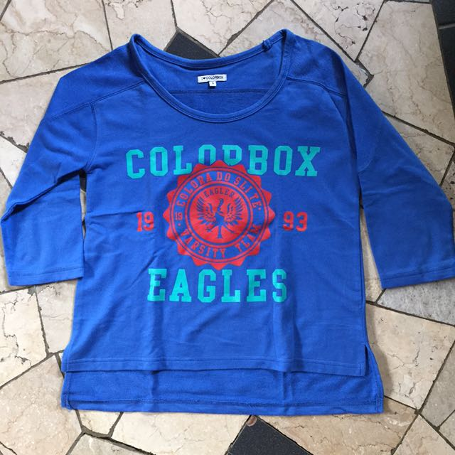 Colorbox Blue Top
