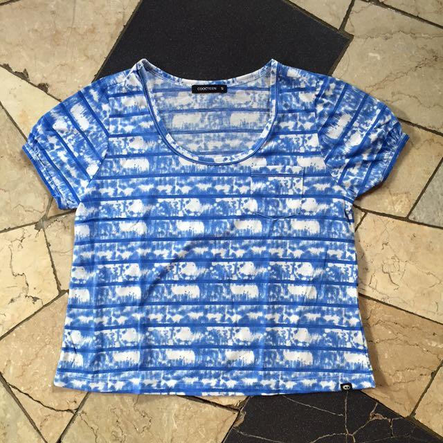 CoolTeen Top Blue