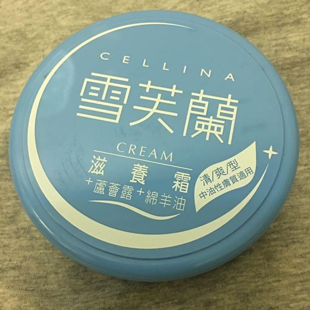 雪芙蘭/清爽型/滋養霜/cream