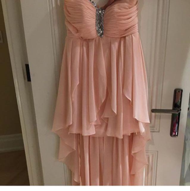 Customized Prom Dress