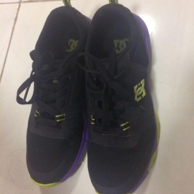 DC Black running shoes 39 Ori