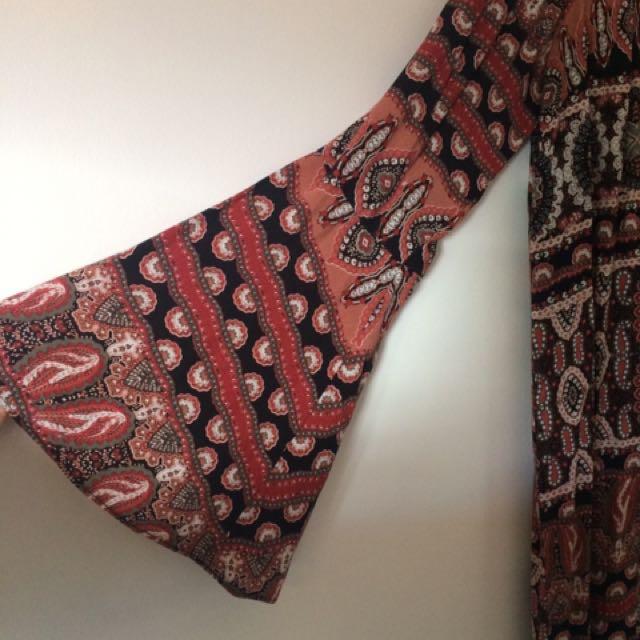 Dotti Kimono Bell Sleeve