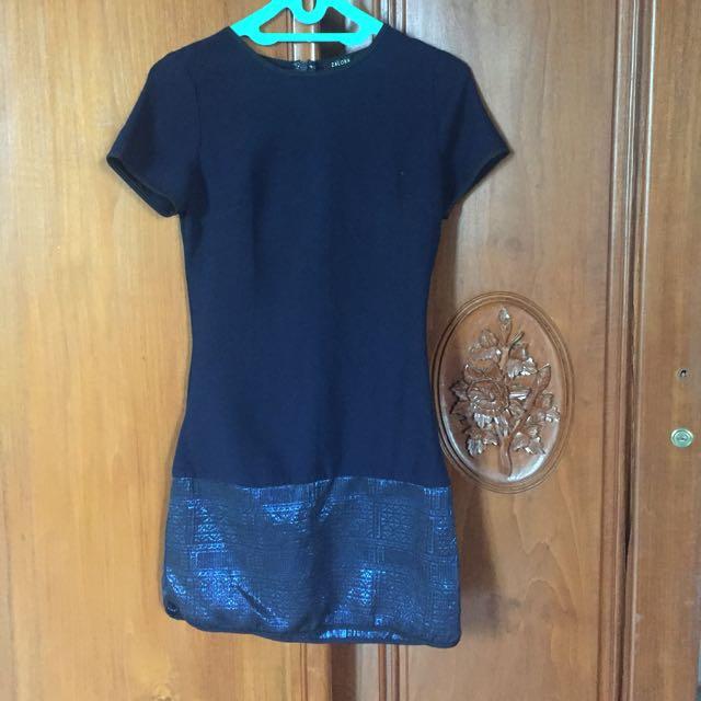 Dress Batik Zalora