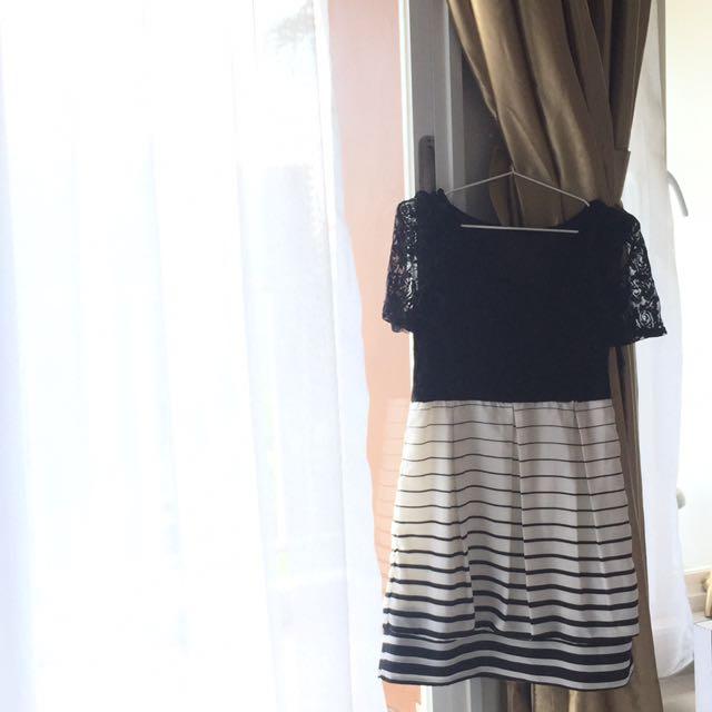 Dress Hitamn