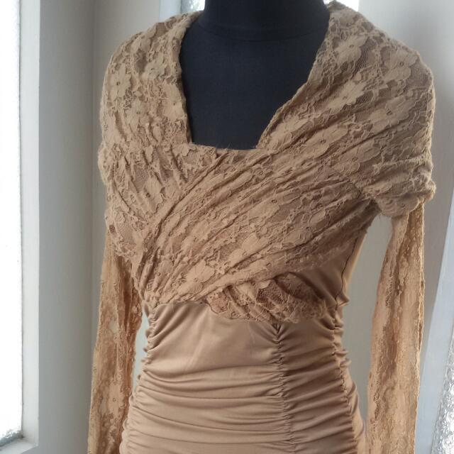 dress moca