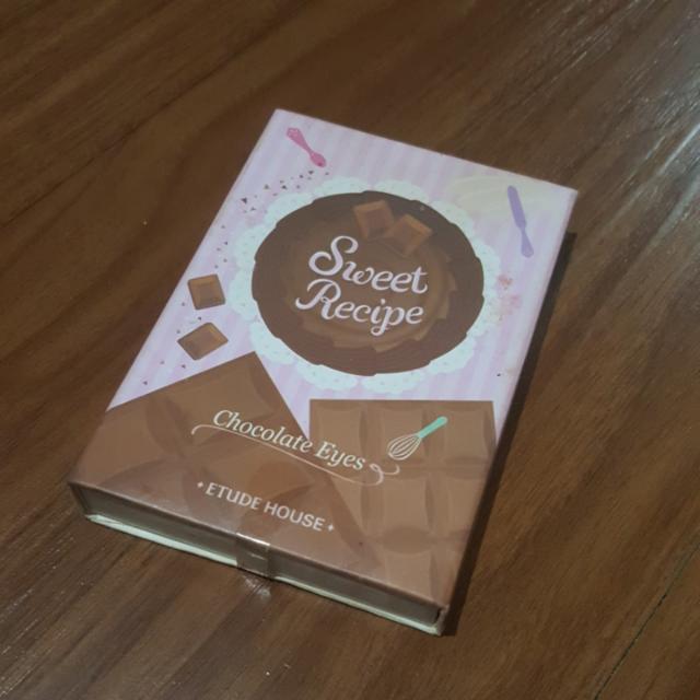 Etude House Sweet Recipe Chocolate Eyes