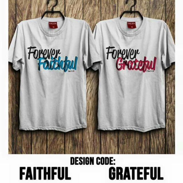 Faithful, Grateful