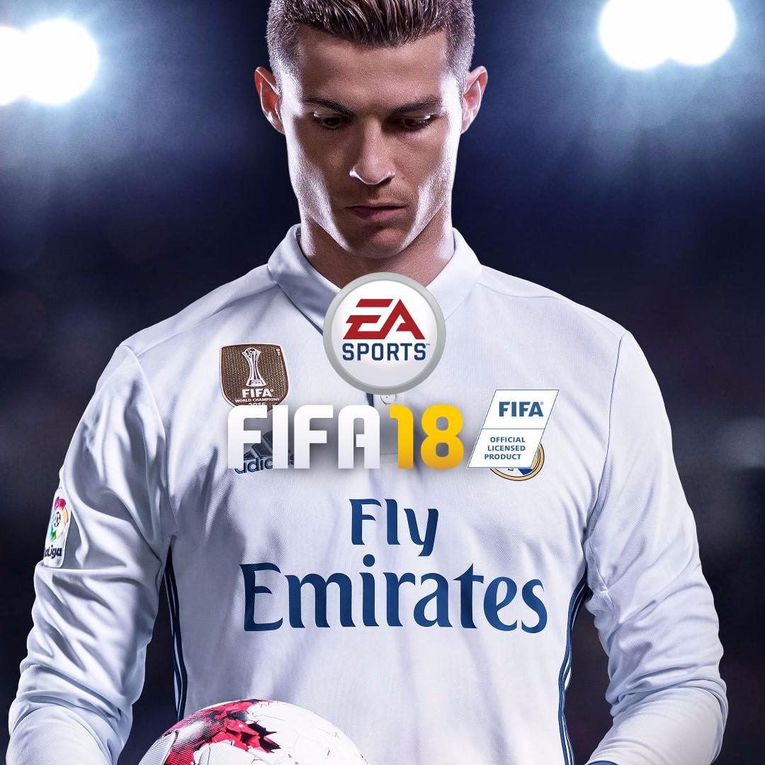 FIFA 18 - Origin Games, Toys & Games, Video Gaming, Video