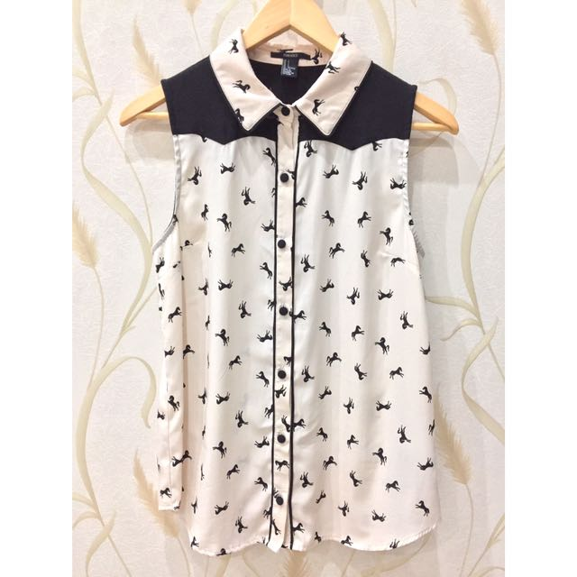Forever21 Horse Top