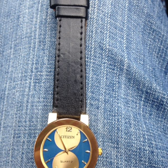 Gold Citizen Watch - Reduced