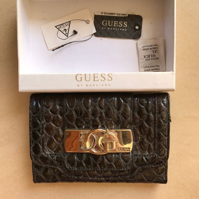 Guess Dompet Original Second