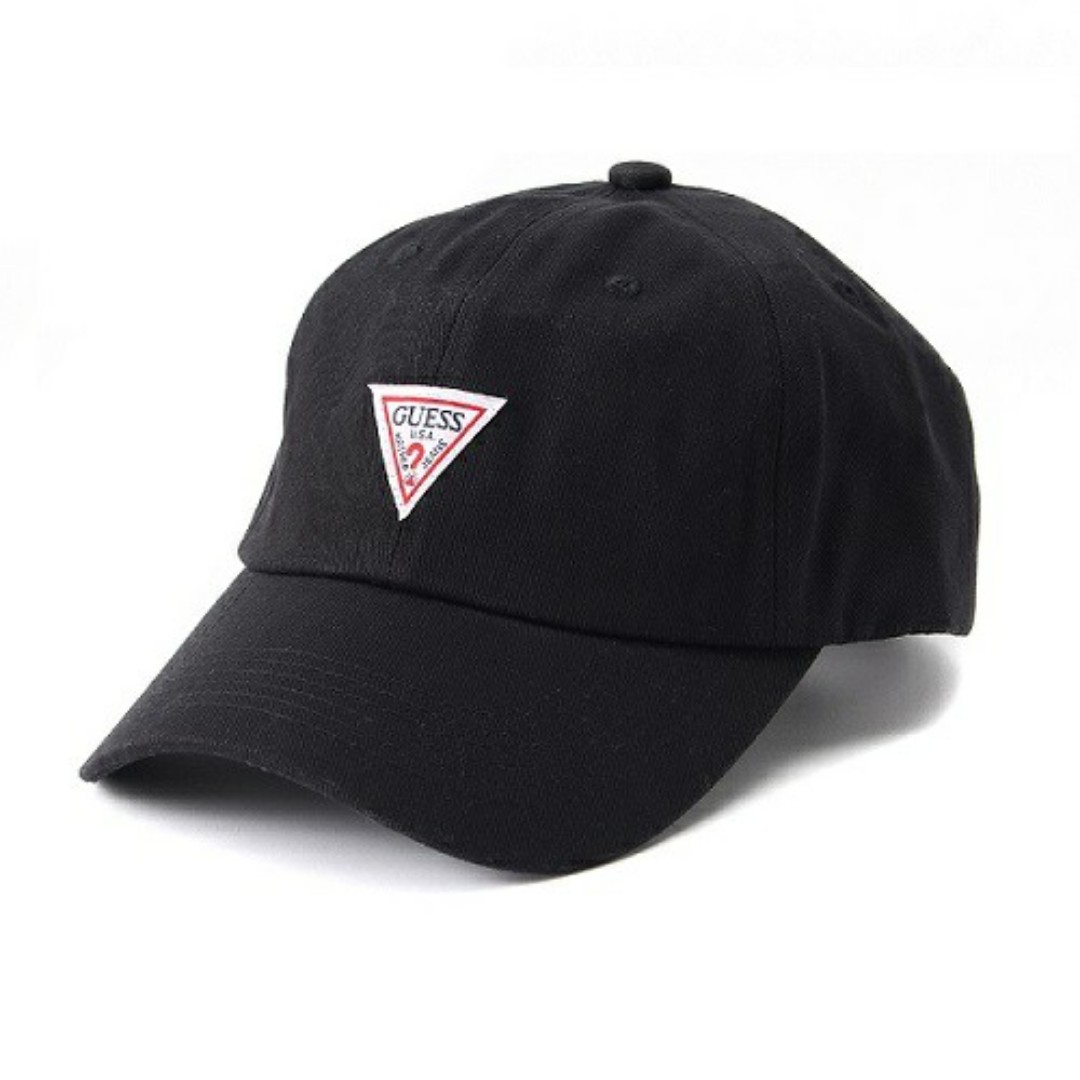 Guess Triangle Logo Baseball Cap  Directly from Japan!  8c73a348b3f