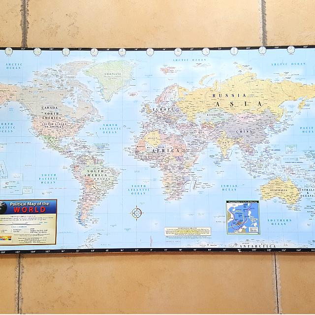 Handmade world map cork board pin board for travellers adventurers photo photo gumiabroncs Image collections