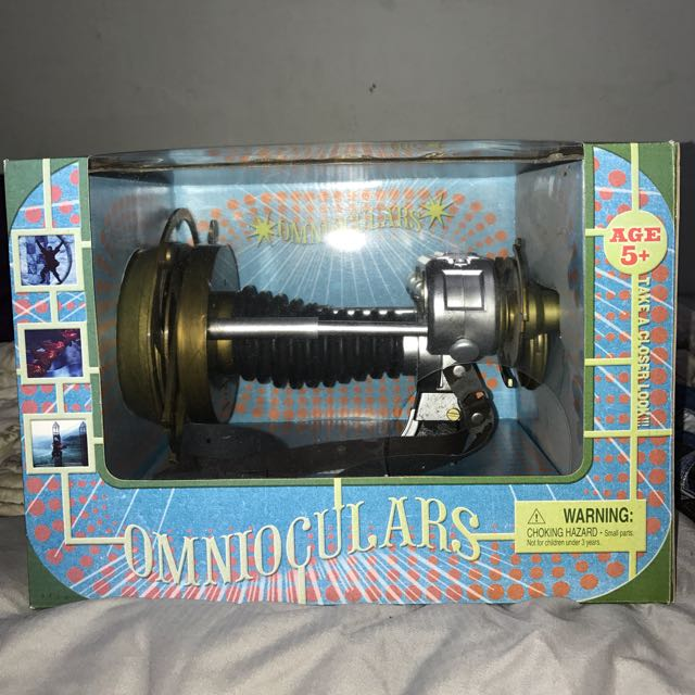 Harry Potter Toy Omnioculars