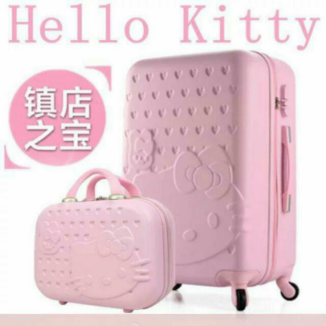 Hello Kitty 2in1 Laggage