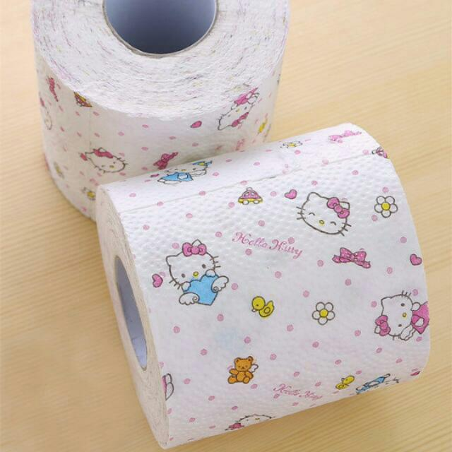 Hello Kitty Tissue