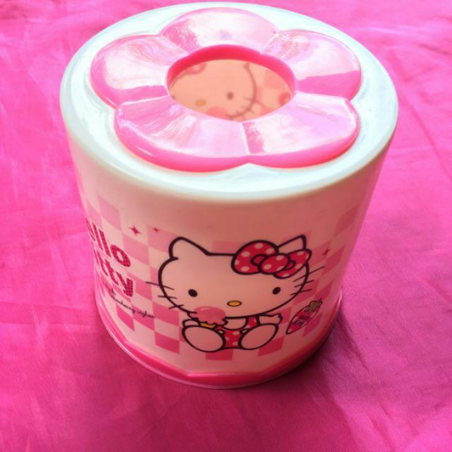Hello Kitty Tissue Holder