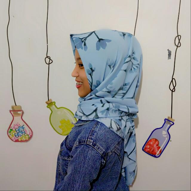 Hijab Square/Scarf 001
