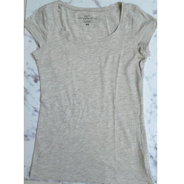 H&M Basic LOGG T-shirt