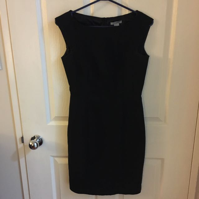 H&M Formal Black Dress