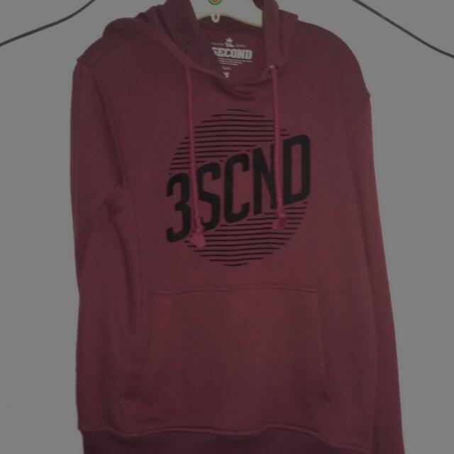 Hoodie 3SECOND Jaket Sweater