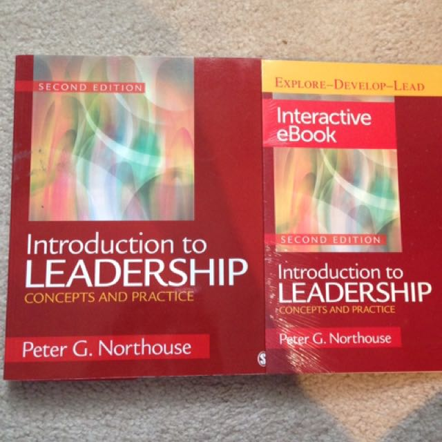 Introduction To Leadership By Peter G. Northouse